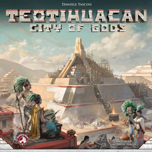 Teotihuacan: City of Godsin kansi
