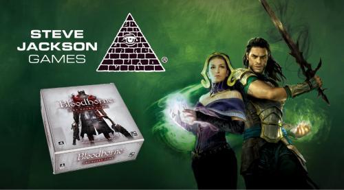 Bloodborne, Steve Jackson Games ja War of the Spark