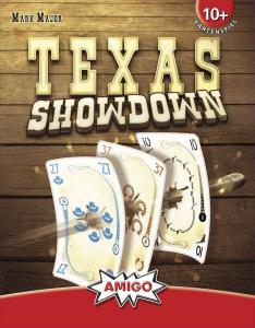 Texas Showdownin kansi