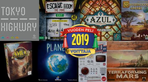 Vuoden peli 2019
