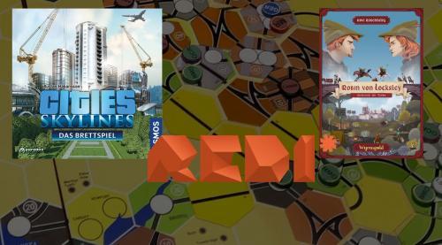 Cities Skylines, Robin von Locksley ja Redi