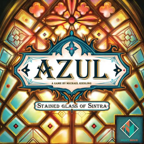 Azul: Stained Glass of Sintran kansi
