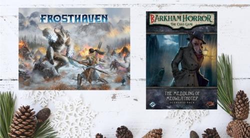 Barkham Horror ja Frosthaven