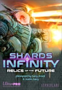 Shards of Infinity: Relics of the Futuren kansikuva
