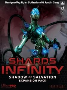 Shards of Infinity: Shadow of Salvationin kansikuva