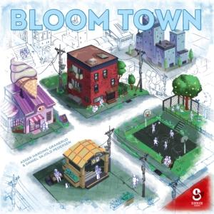 Bloom Townin kansi