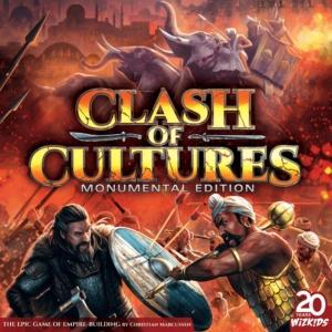 Clash of Cultures: Monumental Editionin kansi