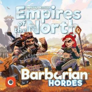 Imperial Settlers: Empires of the Northin Barbarian Hordes -lisäosan kansi