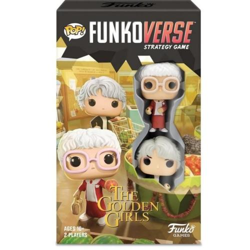 Funkoverse Strategy Game: The Golden Girls -paketti