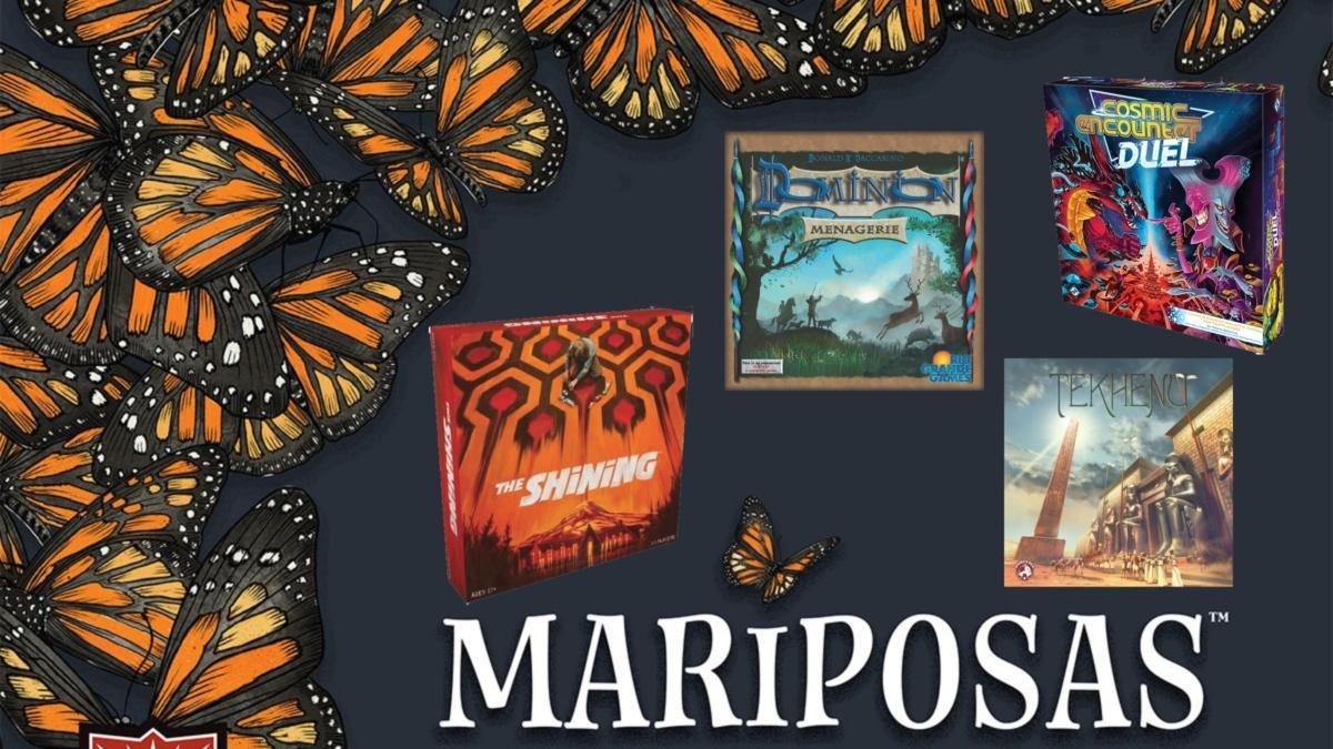 Mariposas ja muut uutuudet
