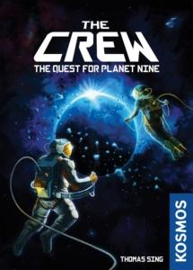 The Crew: The Quest for Planet Ninen kansi