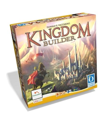 Kingdom Builderin kansi