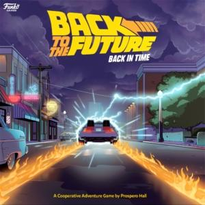 Back to the Future: Back in Timen kansi