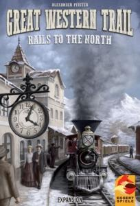 Great Western Trail: Rails to the Northin kansi
