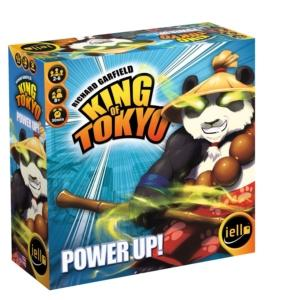 King of Tokyo: Power Up!:n kansi