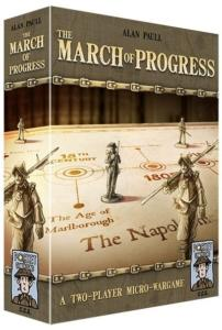 The March of Progressin kansi