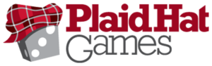 Plaid Hat Gamesin logo