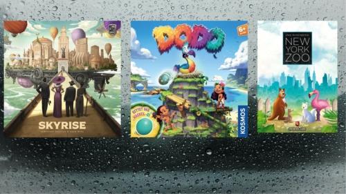 Skyrise, Dodo ja New York Zoo