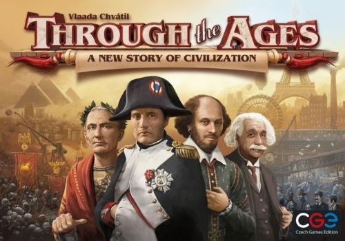 Through the Ages: A New Story of Civilizationin kansi