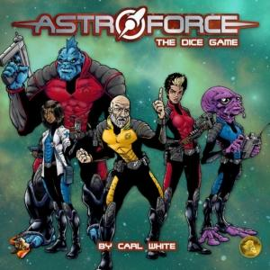 Astroforce: The Dice Gamen kansi