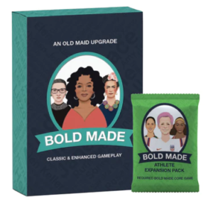 Bold Made -peli ja Athlete Expansion