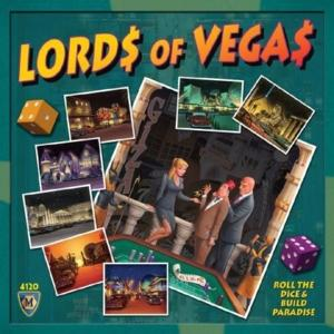 Lords of Vegasin kansi