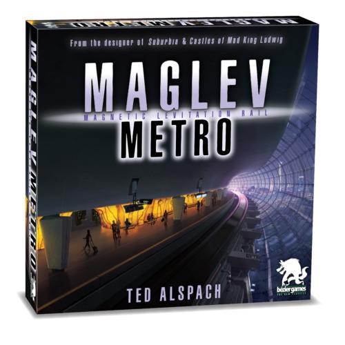 Maglev Metron kansi
