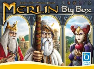 Merlin Big Boxin kansi