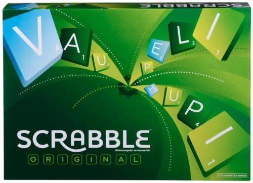 Scrabble Originalin kansikuva