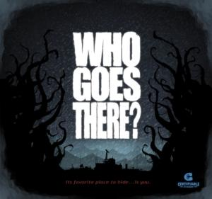 Who Goes There?:n kansi