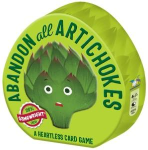 Abandon All Artichokesin pakkaus