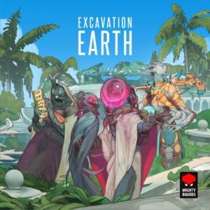 Excavation Earthin kansi