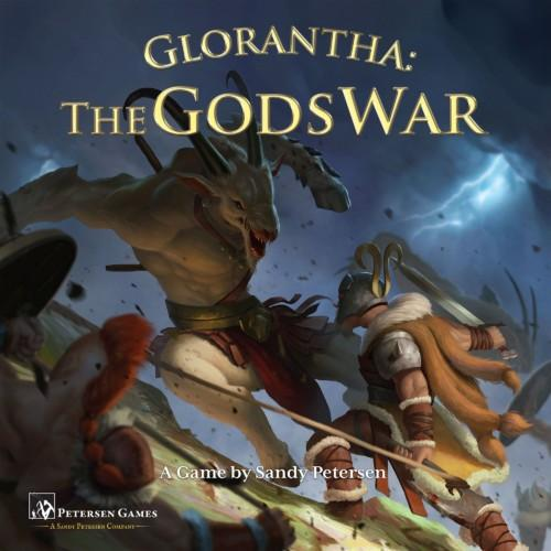Glorantha: The Gods Warin kansi