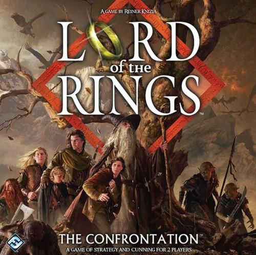 Lord of the Rings: The Confrontationin kansi