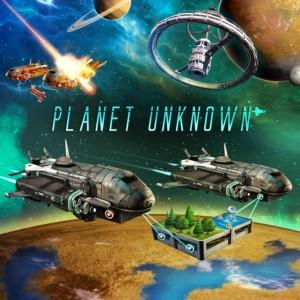 Planet Unknownin kansi