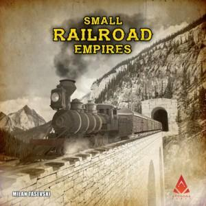 Small Railroad Empiresin kansi
