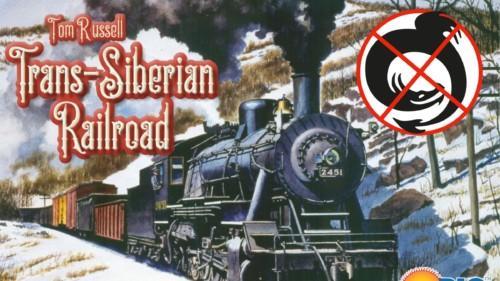 Trans-Siberian Railroad, ei Ropeconia