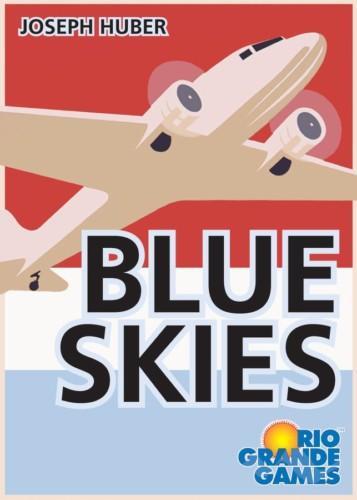 Blue Skiesin kansi