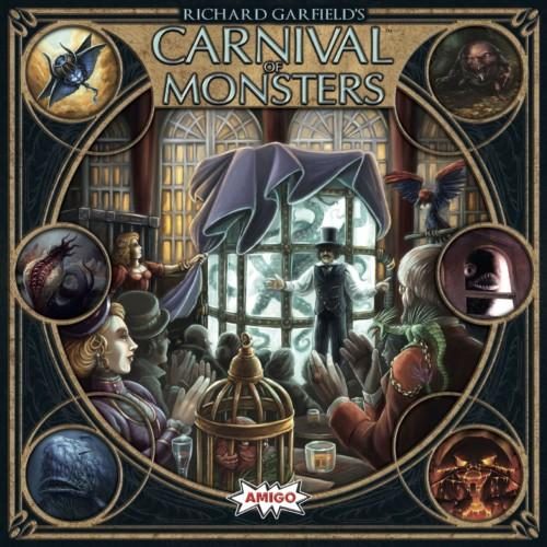 Carnival of Monstersin kansi