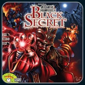 Ghost Stories: Black Secretin kansi