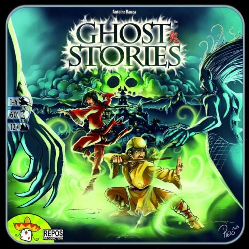 Ghost Storiesin kansi