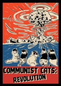 Communist Cats: Revolutionin kansi