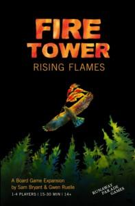 Fire Tower: Rising Flamesin kansi