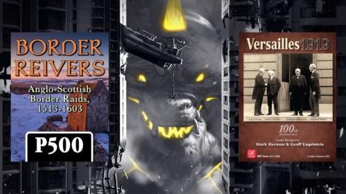King of Tokyo Dark Edition – Border Reivers – Versailles 1919