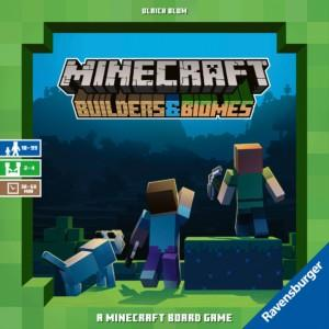 Minecraft: Builders & Biomesin kansi