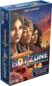 Pandemic: Hot Zone – North American kansi