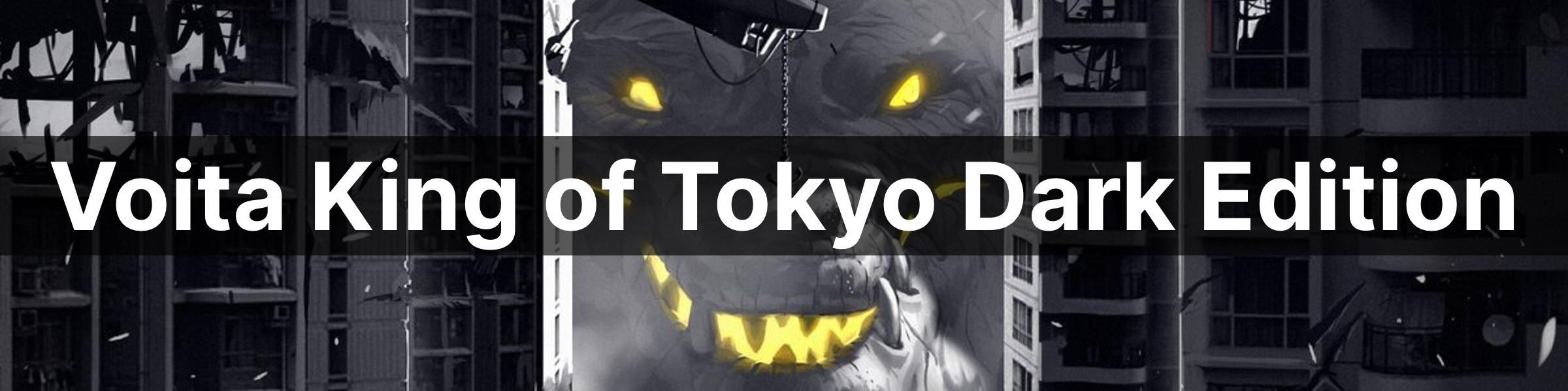 Voita King of Tokyo Dark Edition