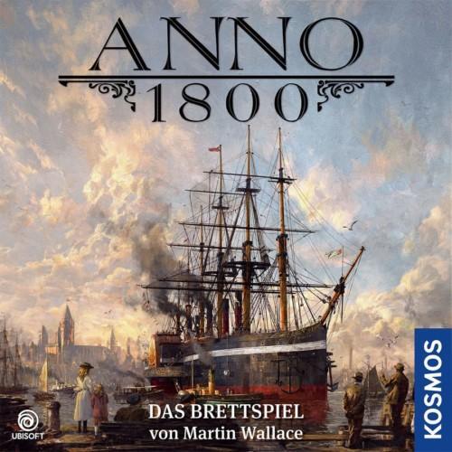 Anno 1800:n kansi