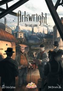 Arkwright: the Card Gamen kansi