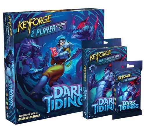 Dark Tidings -pakkaukset